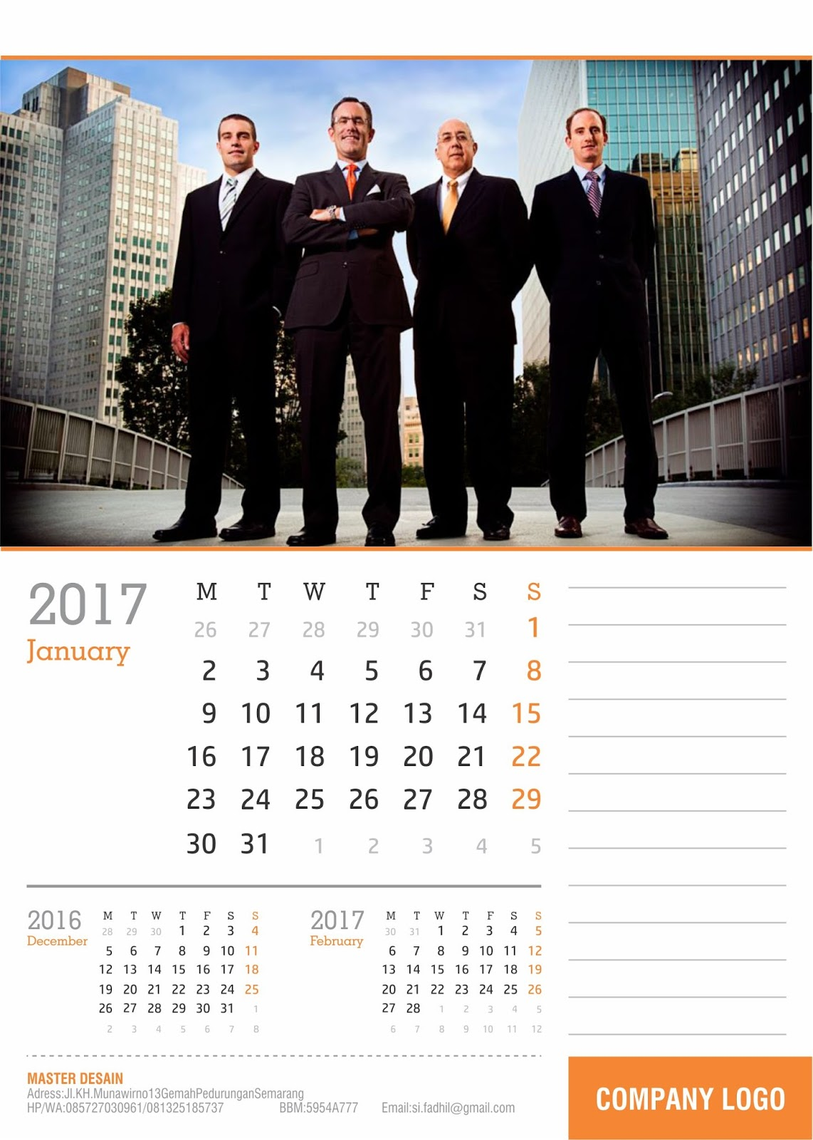 Cool Calendar Templates