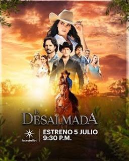 telenovela La Desalmada
