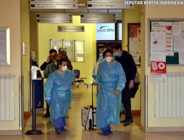Sudah 16 Orang Terserang Virus Corona DI Italy