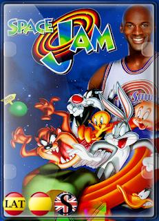 Space Jam: El Juego del Siglo (1996) HD 1080P LATINO/ESPAÑOL/INGLES