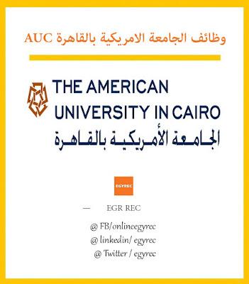 وظائف الجامعة الامريكية بالقاهرة AUC مطلوب محاسب حديث التخرج
