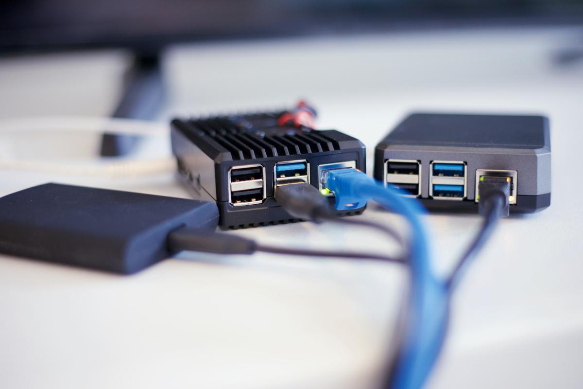 Come fare uno speedtest all'SSD del Raspberry Pi
