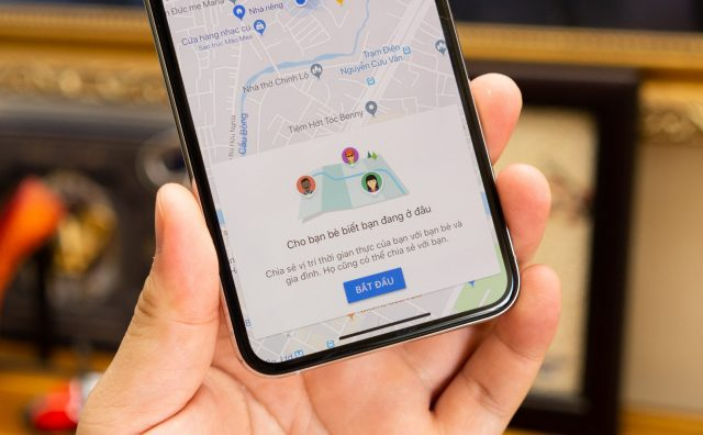 Cách dùng Google Maps để chia sẻ địa điểm với bạn bè, tìm thấy nhau giữa dòng đời xô bồ