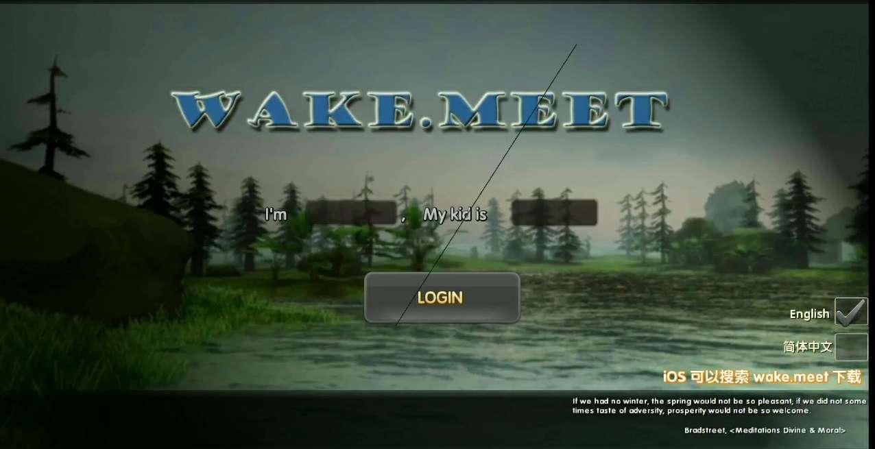 Wake Meet Apk Android Versi Terbaru