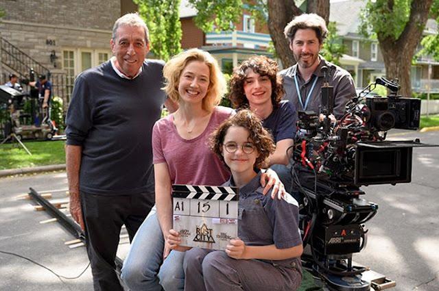 Os Caça-Fantasmas 3 | Diretor anuncia início das filmagens com imagem do elenco
