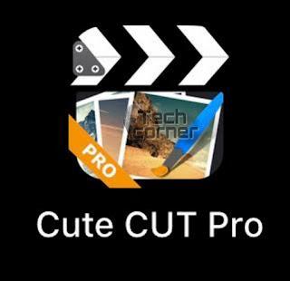 تحميل تطبيق كيوت كات برو Cute Cut Pro النسخه المدفوعه وبدون علامه مائيه