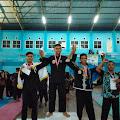 Mahasiswa STIA-NUSA Juara Pencak Silat Regional Sumatera