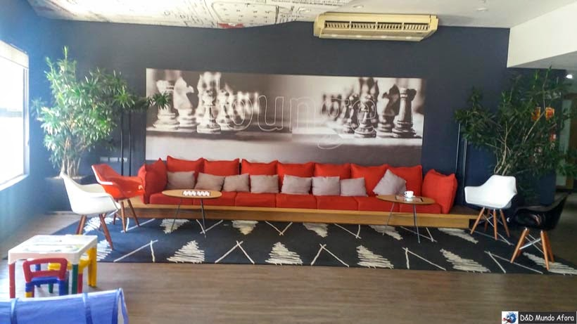 Onde ficar em Criciúma - review hotel Ibis