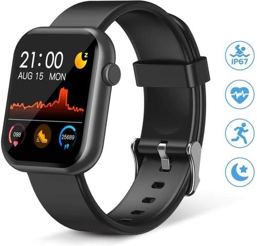 Review Tekpluze TEK-05 Fitness Tracker Smart Watch