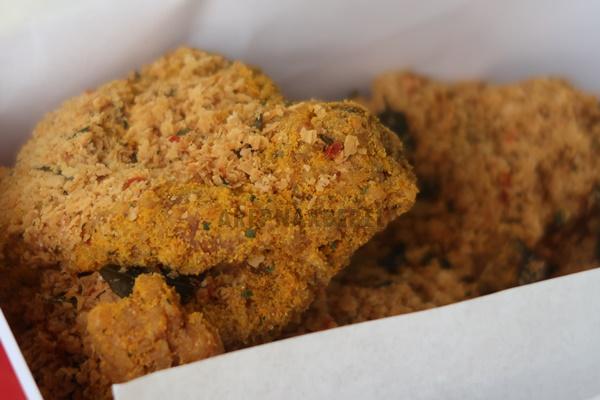 Golden Butter Cereal Menu Baru KFC | Tak Kedekut Langsung!