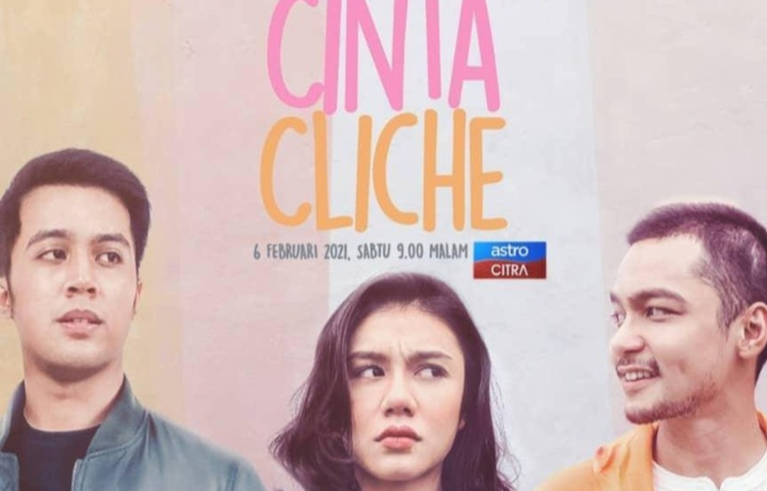 Tonton Telefilem Bukan Cerita Cinta Cliche (Astro Citra)