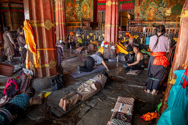 16. Monasterio de Jokhang
