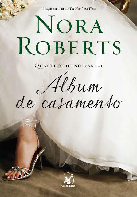 Álbum de casamento Nora Roberts