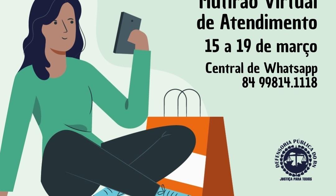 Defensoria Pública do RN realiza mutirão virtual do consumidor entre os dias 15 e 19 de março - Tribuna de Noticias