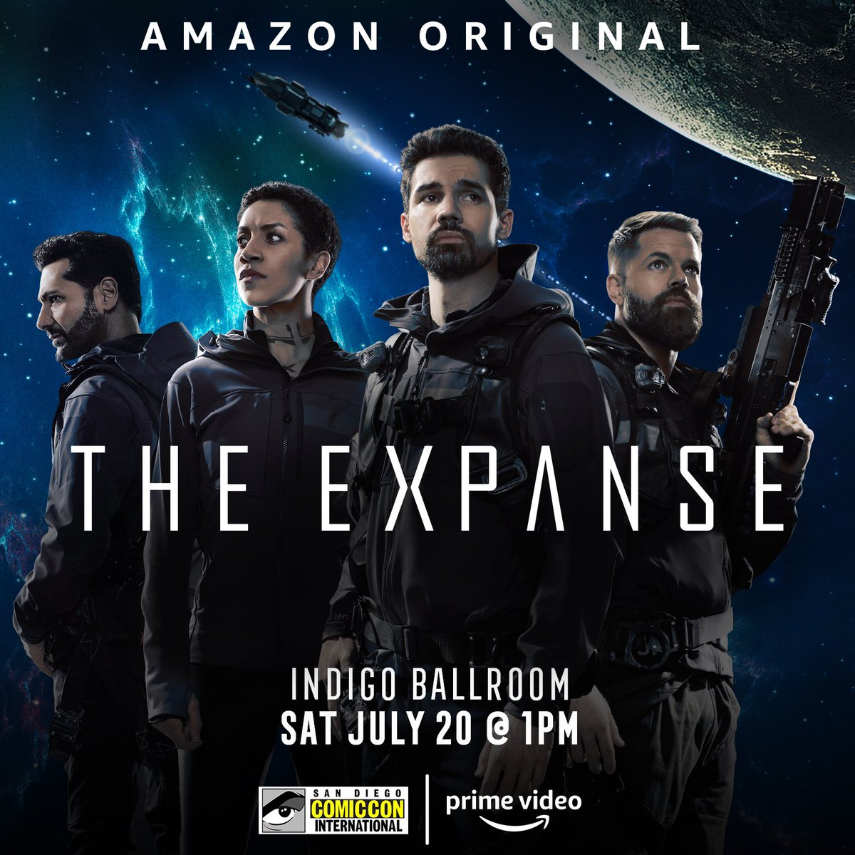 The Expanse Amazon