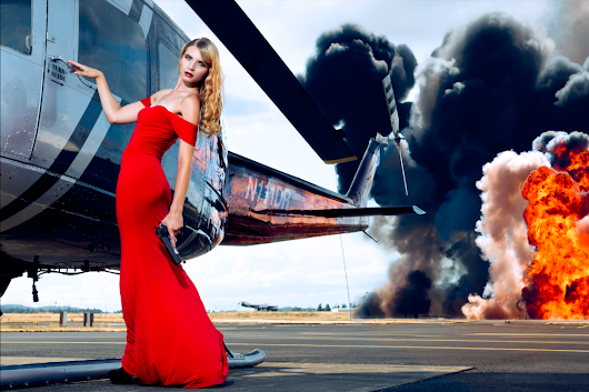 Helicopters, Explosions and Beautiful Women; Birthing a Composite