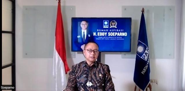 Ingatkan Crazy Rich Indra Kesuma, Eddy Soeparno: Banyak Warga Kesulitan Ekonomi Dan Bingung Besok Makan Apa