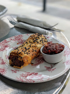 Things to do in Athlone: eat a sausage roll for breakfast at Corner House Bistro