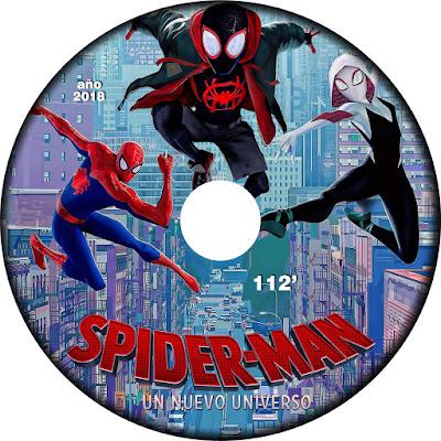 Spider-man - Un nuevo universo - [2018]