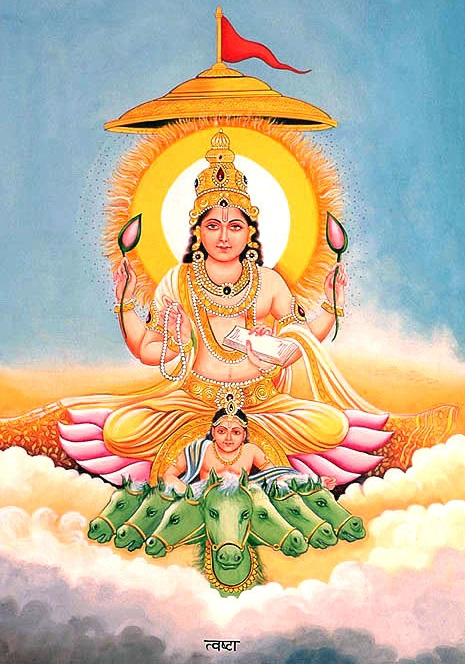 The Aditya Hridayam - Surya Mantra chanted by Lord Rama to defeat Ravana