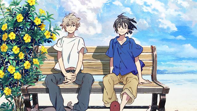 Yuk Mengenal Anime Umibe no Étranger - Yuknime