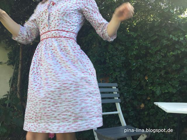 Drehrock an Kleid Ditte aus LMV 2016
