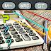 कैलकुलेटर की MC, MR, MS, MU, MS, MRC, RCL आदि बटनों के अर्थ और कार्य क्या हैं?