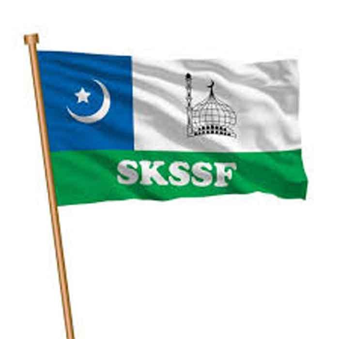 SKSSF Dubai District Sargalayam: Thrikkarippur Champions