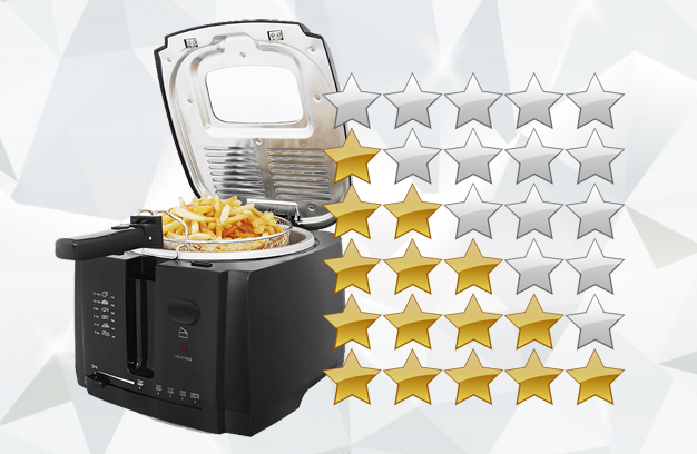 Deep Fryer Ratings