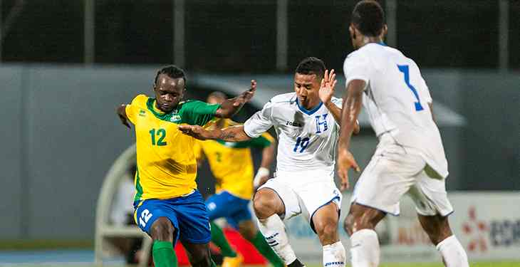 Honduras vs French Guiana live Stream