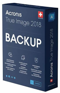 Acronis True Image 2018 v.22.3.1 Build 9207 Repack KpoJIuK (Español)