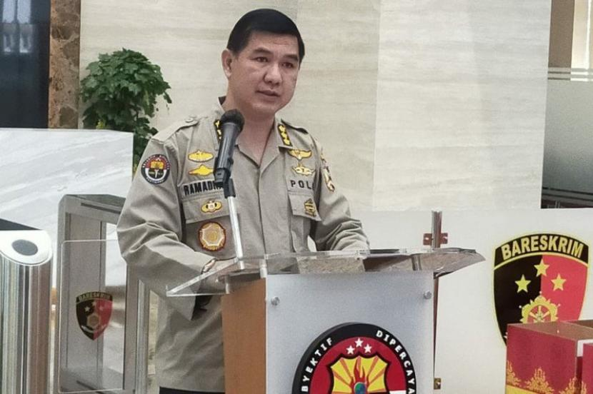 Soal Kasus KM 50, Polri: Silakan Masyarakat Kalau Mau Berikan Kesaksian, Kami Terbuka