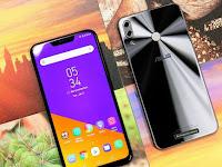 Zenfone 5, Smartphone Asus Seri Terbaru yang Tampilannya Mirip Iphone X