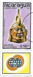 Selo Cerâmica Mochica