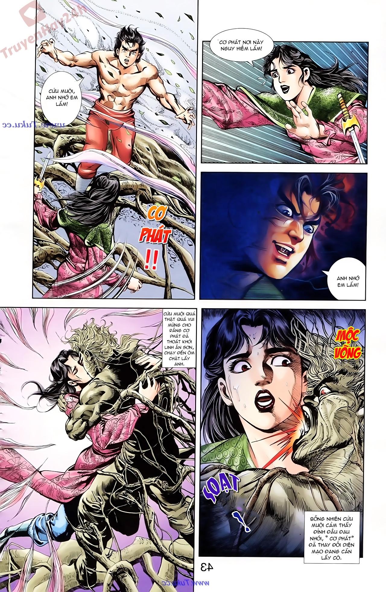 Cơ Phát Khai Chu Bản chapter 76 trang 28