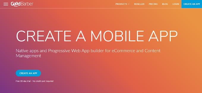 GoodBarber.com Solusi Tepat Untuk Membuat Apps Tanpa Coding