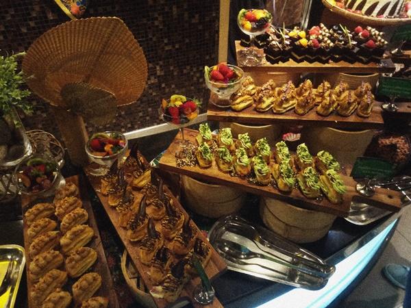 Pencuci Mulut buffet Ramadhan 2020 di Parkroyal Kuala Lumpur Hotel