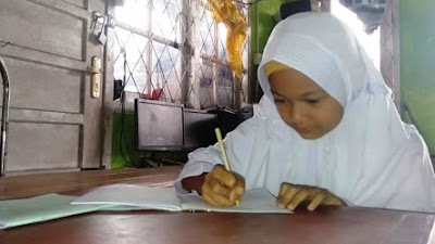 Cegah Covid-19, at-Home Learning Sekolah dan Madrasah Diperpanjang Lagi