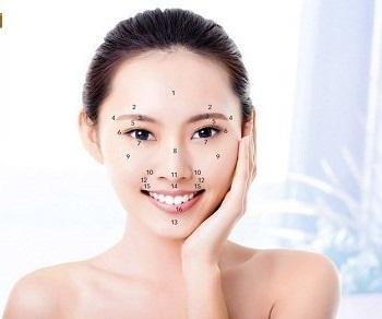 13 vị trí nốt ruồi trên khuôn mặt phụ nữ có thể ảnh hưởng xấu đến vận mệnh