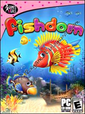 Free Download Games   Fishdom Puzzles Aquarium