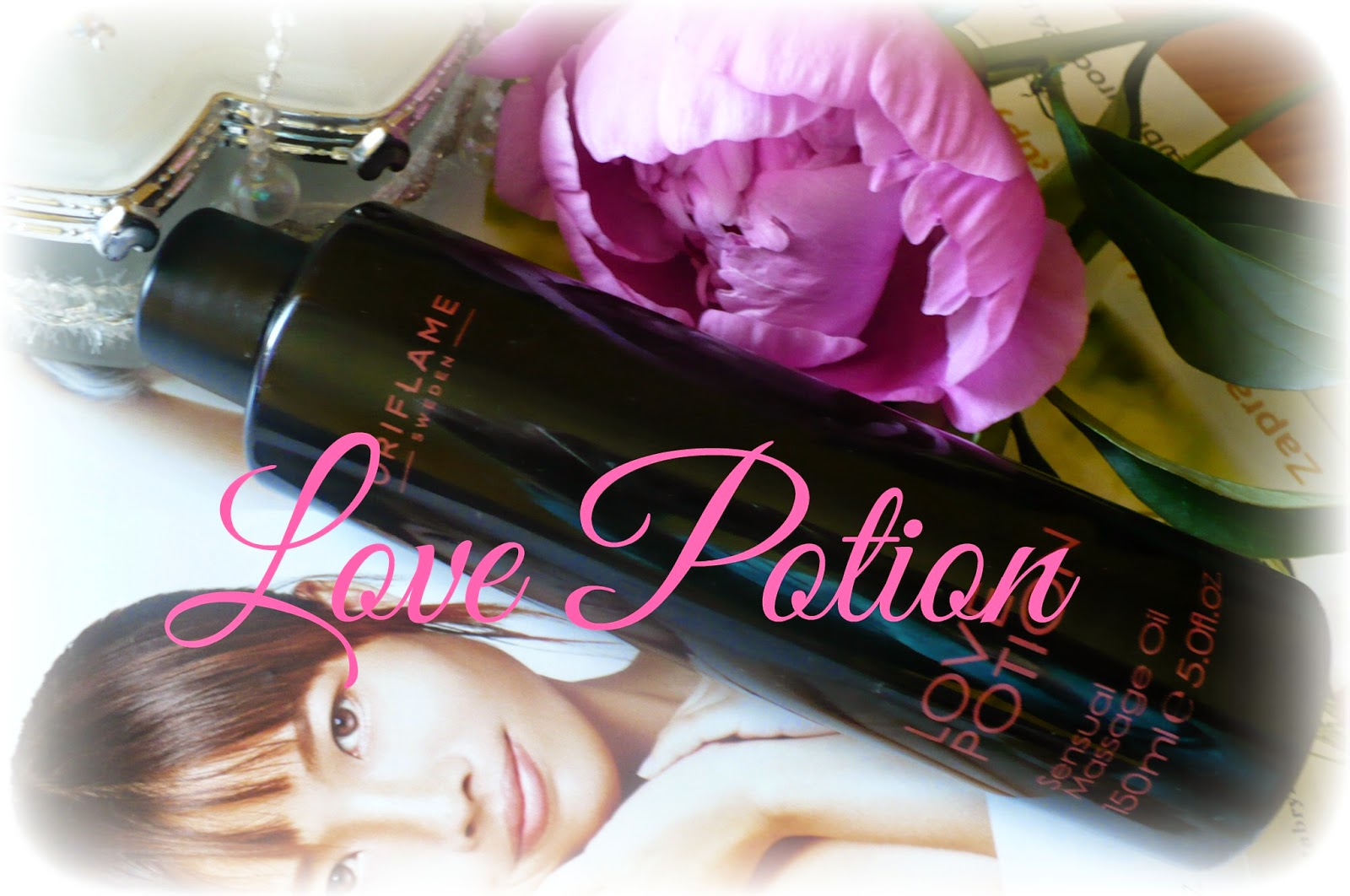 Love Potion - Olejek Do Masażu :)