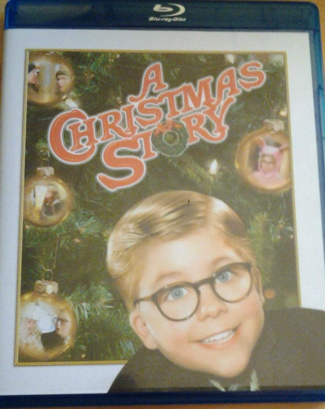 DVD Cover - A Christmas Story