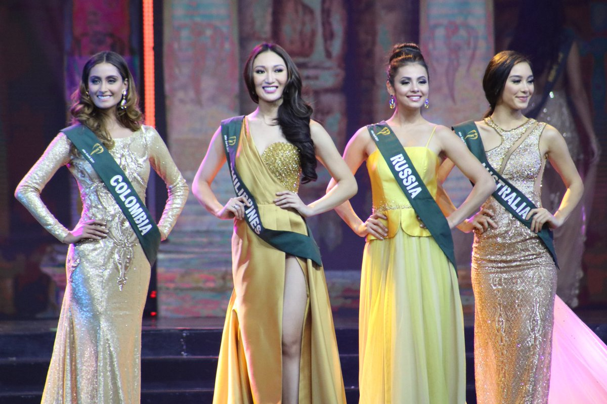 Final 4 Miss Earth 2017