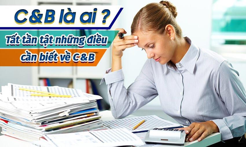 Tìm hiểu C&B là gì? Công việc c&b là gì?