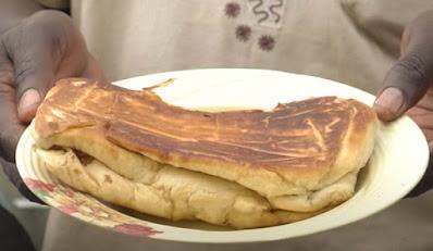 Agege bread Breakfast in Agege Nigeria