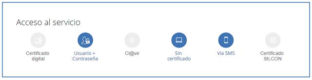 Informe corriente de pagos Seguridad Social sin certificado