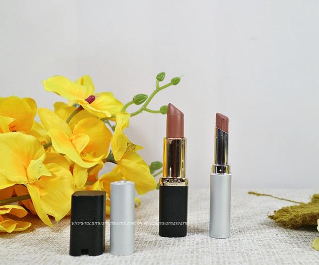Lipstik Nude Pale Beige Favorit