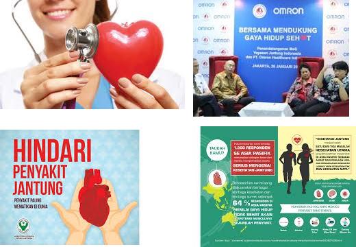 10 Gaya Hidup Yang Mendukung Kesehatan Jantung dan Kiat Menjaganya