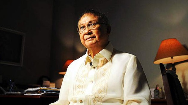 Joker Arroyo dies