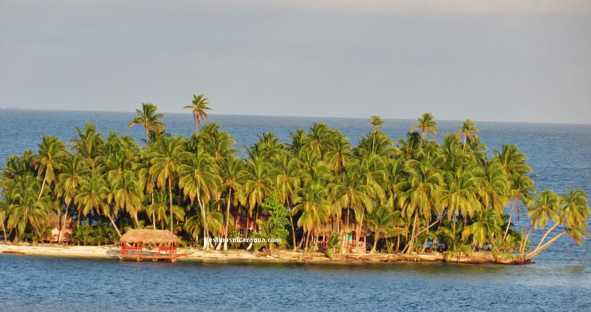Islas turísticas en Nicaragua